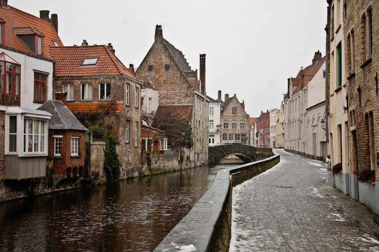 Honeymoon in Belgium