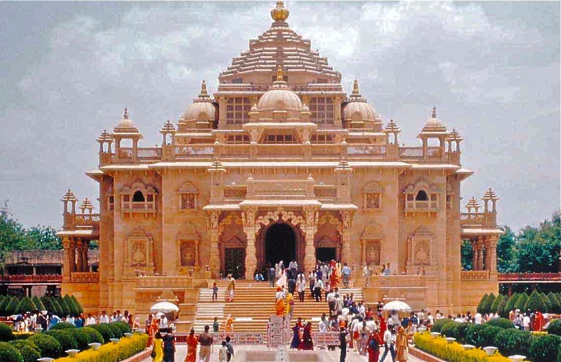 Religiously Rangeela Gujarat