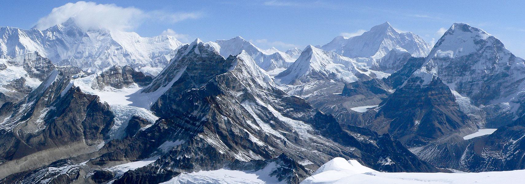 Scenic Tour of Nepal