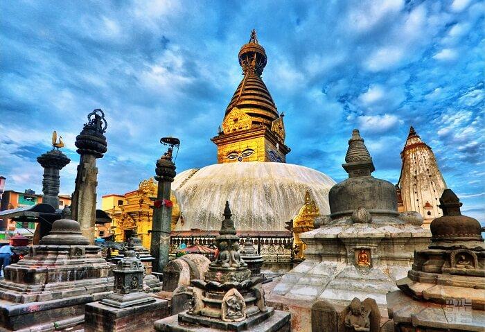 Buddha's Town Nepal