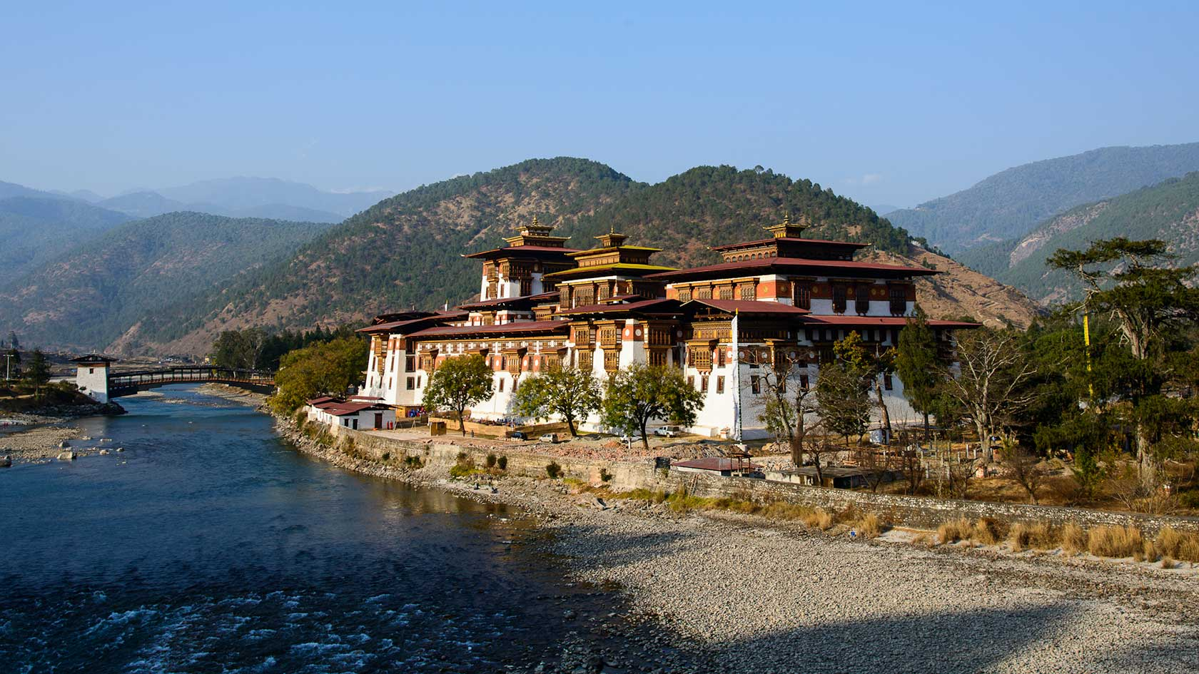 Bhutan Vacation