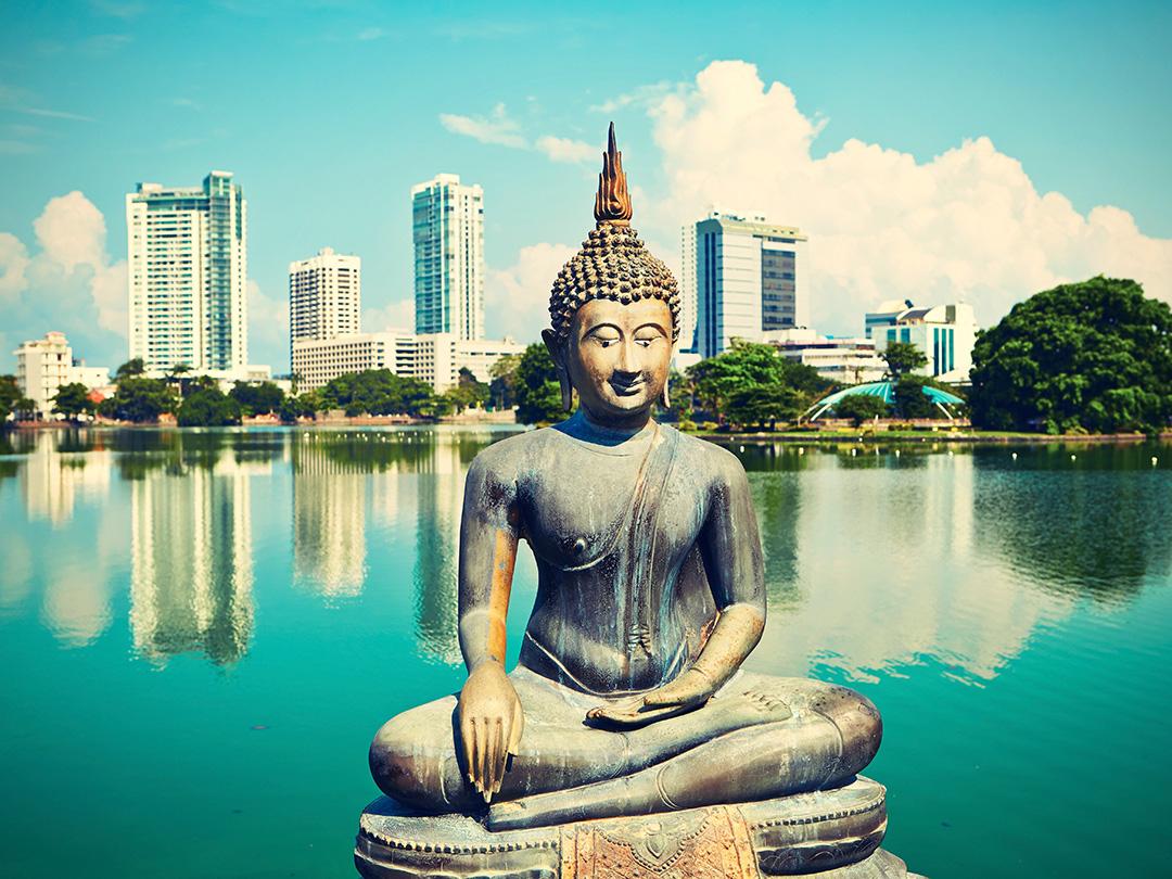Mesmerising Sri Lanka