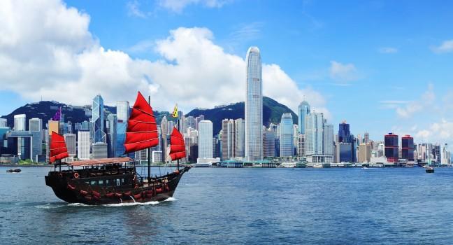 Dazzling Hongkong
